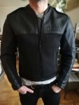 Icon Accelerant Stealth Jacket size M