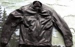 Men's L Joe Rocket Leather Motorcycle Jacket