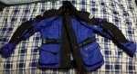 [SOLD] Women's M Ballistic Joe Rocket Textile Motorcycle Jacket
