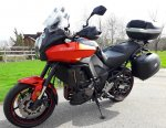 2013 Kawasaki Versys 1000 ABS - Loaded for Touring