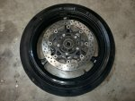 LF: 05-08 GSXR1000 or 06-07 GSXR600/750 Front Rotors or Wheel with Rotors