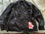 Brand New Joe Rocket Mens Super Cruiser Textile Jacket