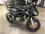 FS: 2006 SV650S metallic grey