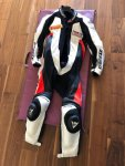 Dainese One Piece Suit for sale