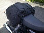 Gears Navigator 52L Motorcycle Tail Bag, $60.00