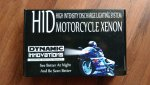 HID kit - compact size / motorocycle specific (NEW open box)