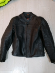 FS: Icon Daytona Perforated Leather Motorcycle Jacket - Small