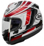 Wanted - Arai Corsair-X Planet Red Helmet - Size Medium