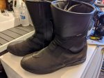 Tourmaster Solutions Waterproof Boots - Size 46/US- 11.5/12 - 50 obo